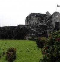 Baluarte de Santiago en Veracruz Veracruz
