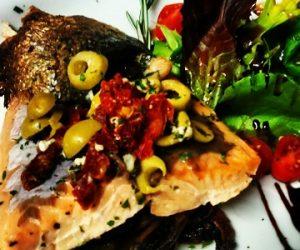 Restaurante Bistro Marti en Veracruz puerto