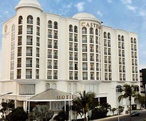 Castelo Hotel en Boca del Río Veracruz