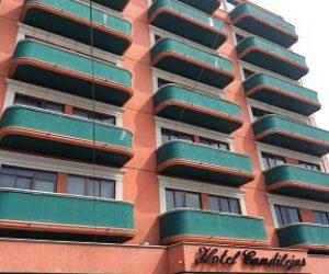 Hotel Candilejas en el puerto de veracruz