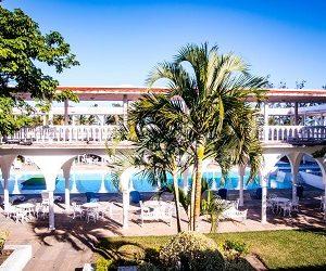 Hotel Mocambo en Boca del Río Veracruz