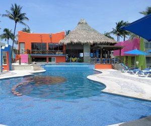 Hotel Suites Mediterraneo en Boca del Río