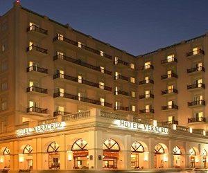 Hotel Veracruz centro histórico en el puerto