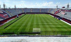 Interior del Estadio Luis el Pirata Fuentes en Veracruz