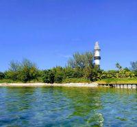 Isla de Sacrificios en Veracruz puerto