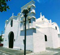 Parroquia Santo Cristo del Buen Viaje en veracruz puerto