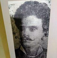 Retrato de Salvador Díaz Mirón